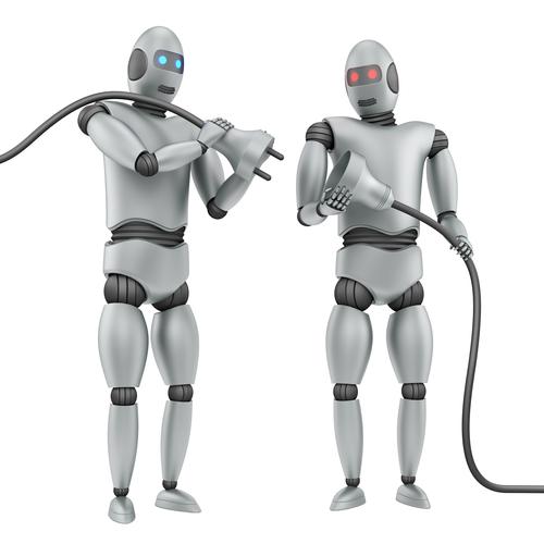 Роботы будут трудиться вместо людей