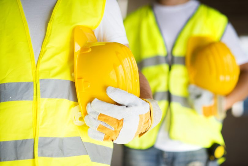 Вакансии в строительных компаниях