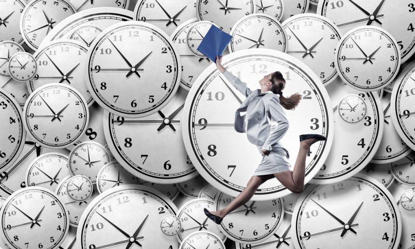 Как все успеть, если рабочих дней меньше