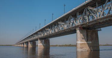 Для строительства моста понадобится до 3,5 тысяч строителей