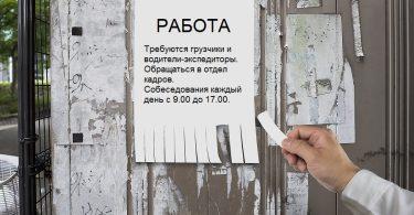 Как быстро найти работу в Новосибирске
