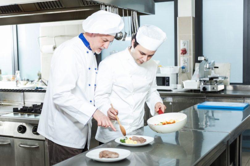 Резюме повара: разбор ошибок
