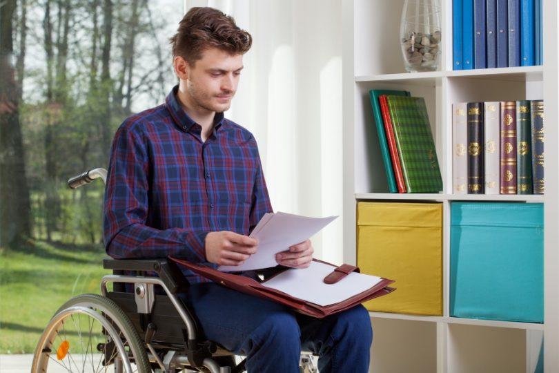 Работа для специалистов ограниченными возможностями здоровья