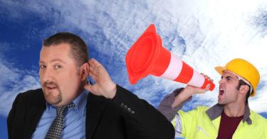 Boss not hearing