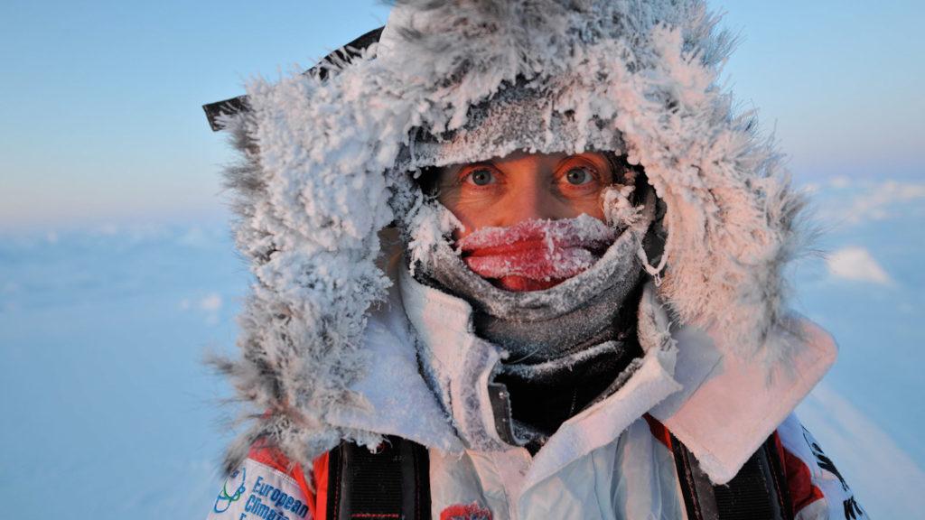 аномальный холод