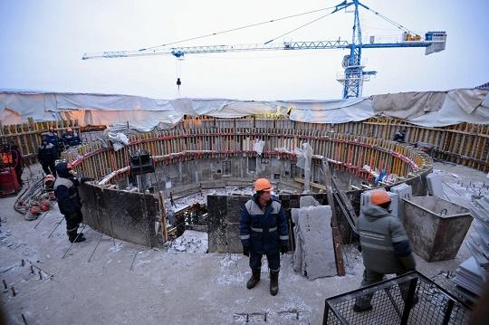 """Д.Рогозин посетил космодром """"Восточный"""""""