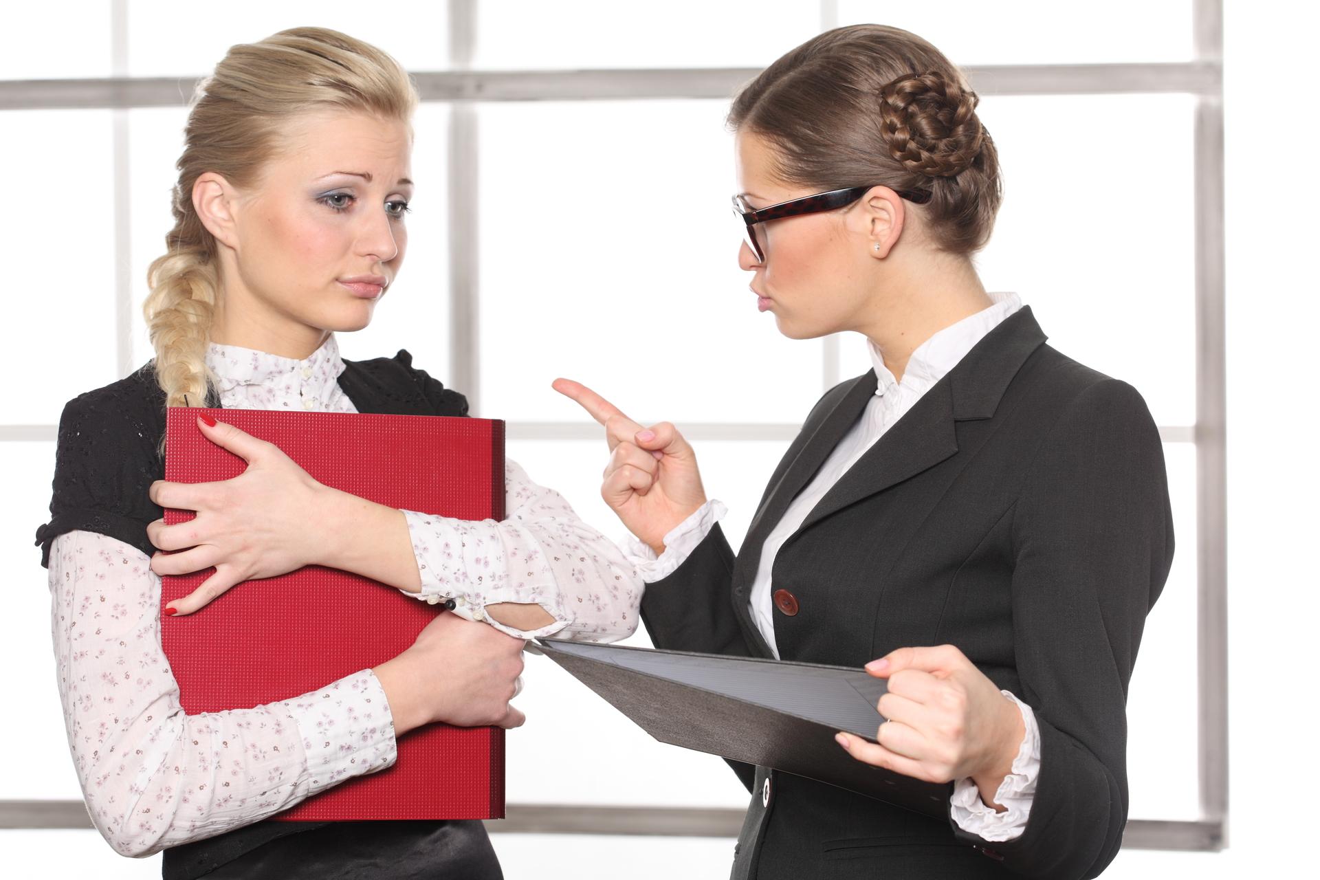 Нарушение трудового законодательства со стороны работодателя