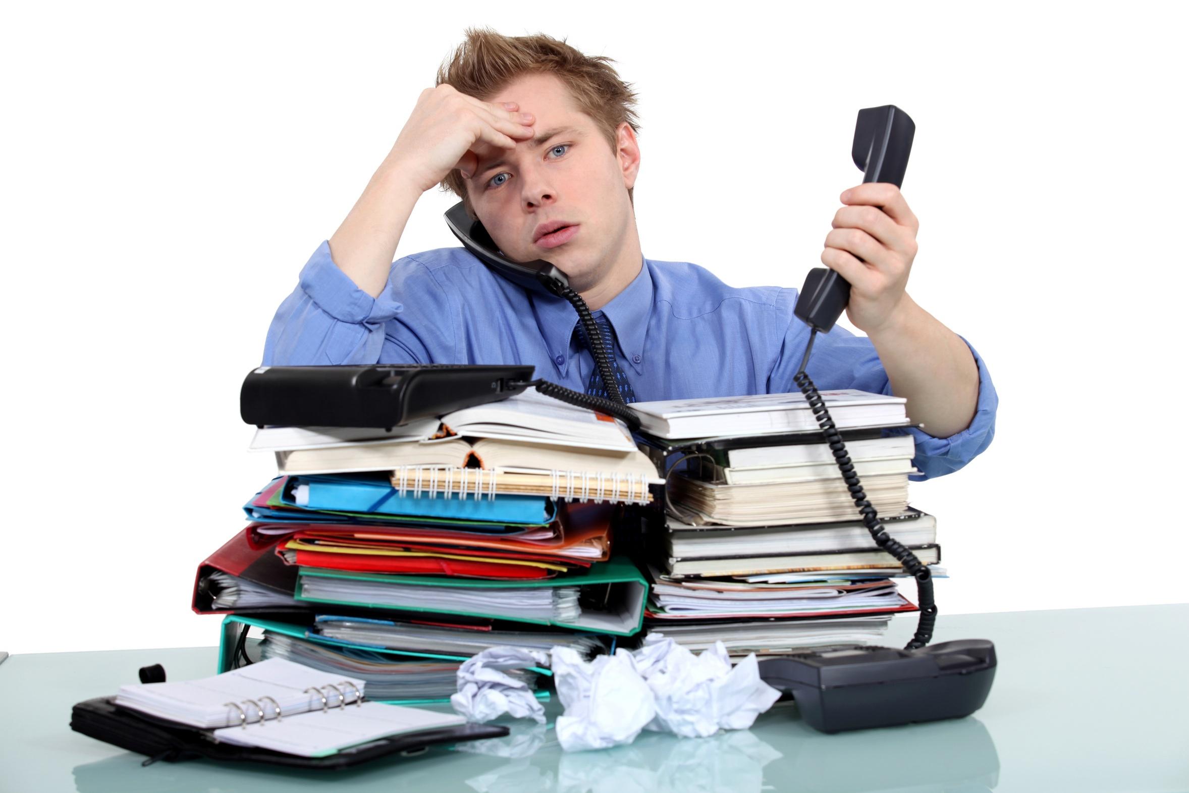 Отсутствие отпусков у работников