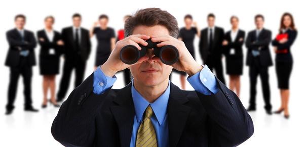 поиск сотрудников